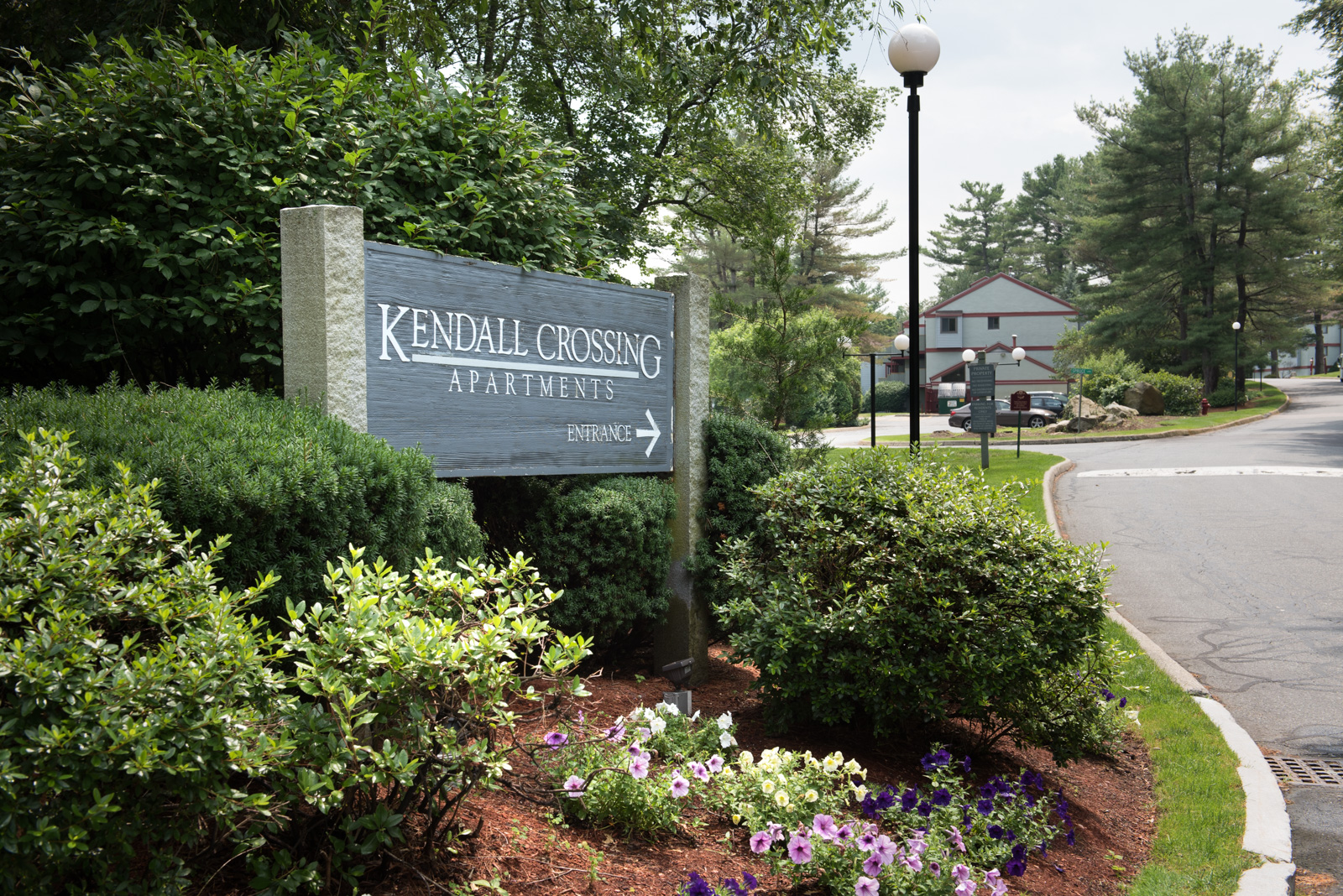 Kendall crossing franchi management company